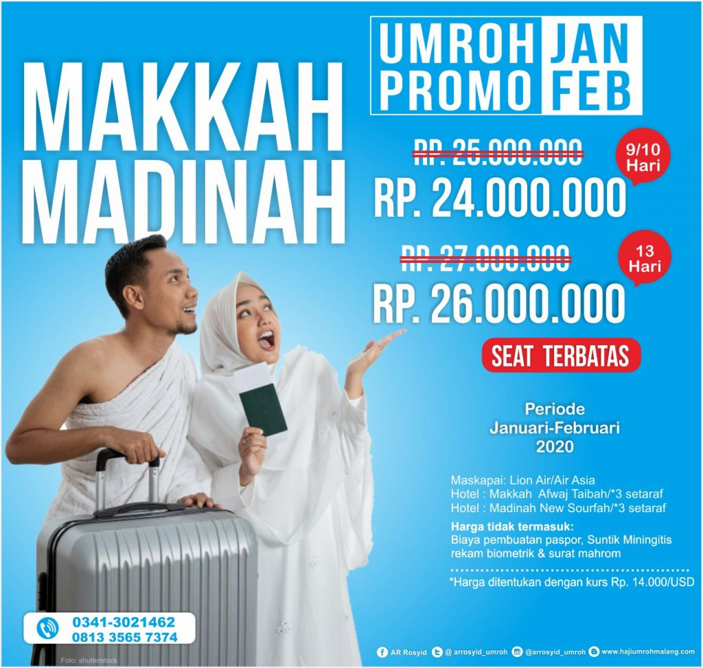 Umroh Januari 2020_AR ROSYID By Sutra Tour Hidayah Malanf_0853 3565 7374