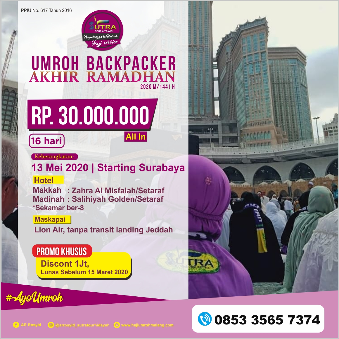 Paket Akhir Ramadhan Backpacker 2020_085335657374